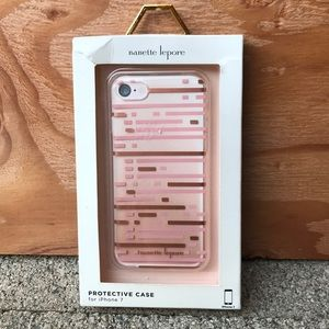 Nanette Lepore iPhone 7 case